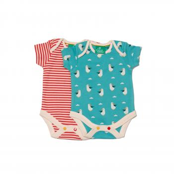 Sommermöwe Body Set von Little Green Radicals