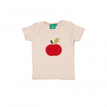 Ein Apfel am Tag T-Shirt von Little Green Radicals