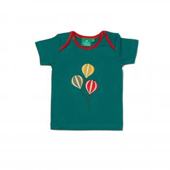 Luftballon T-Shirt von Little Green Radicals